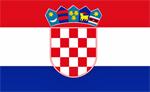 kroatienflagge
